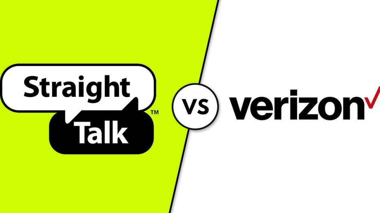 Straight Talk Vs Verizon Which Plan Should You Choose