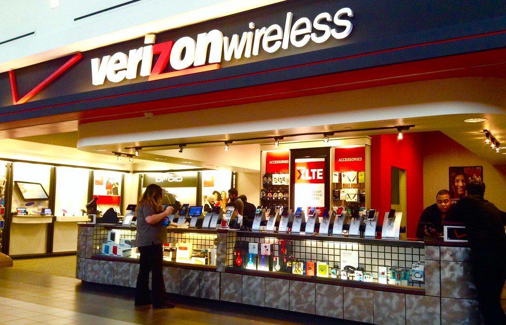 Verizon Store for Service