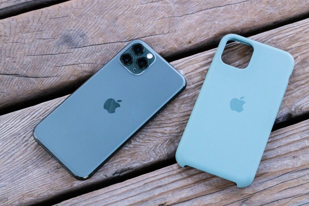iPhone 11 Pro and Case