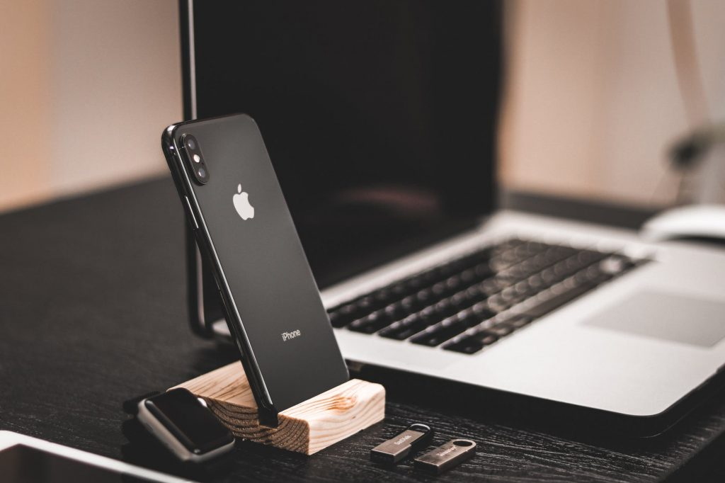Using iPhone as Hotspot