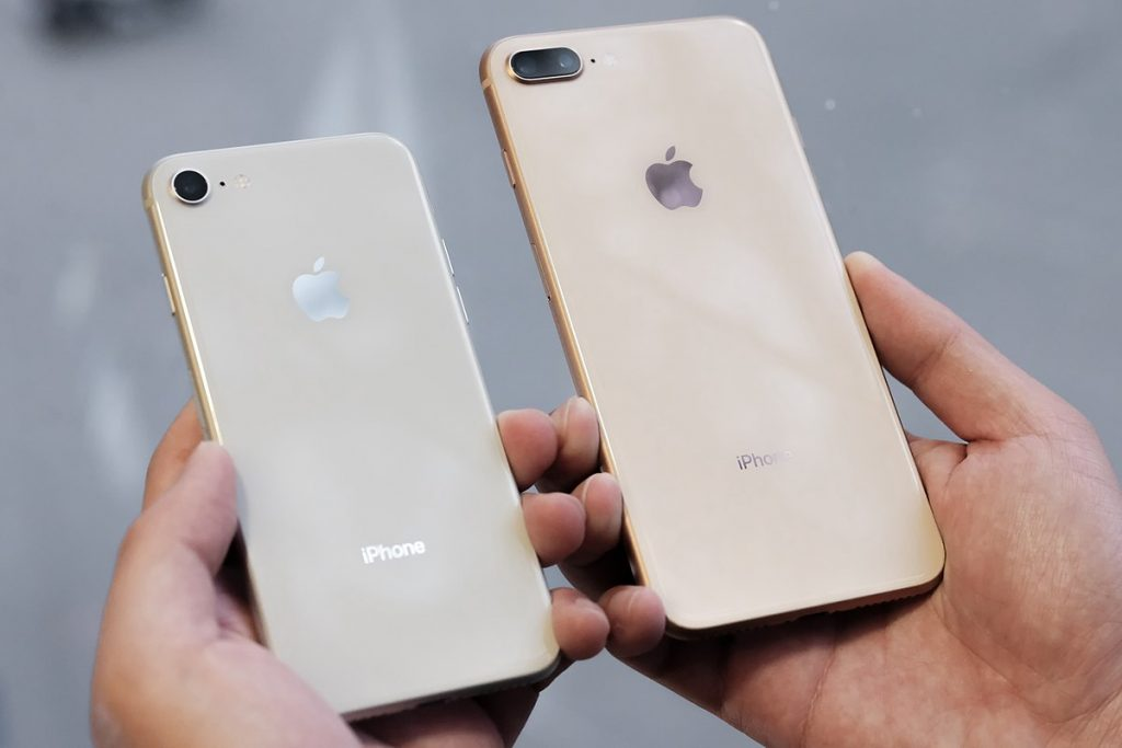 iPhones Gold Color