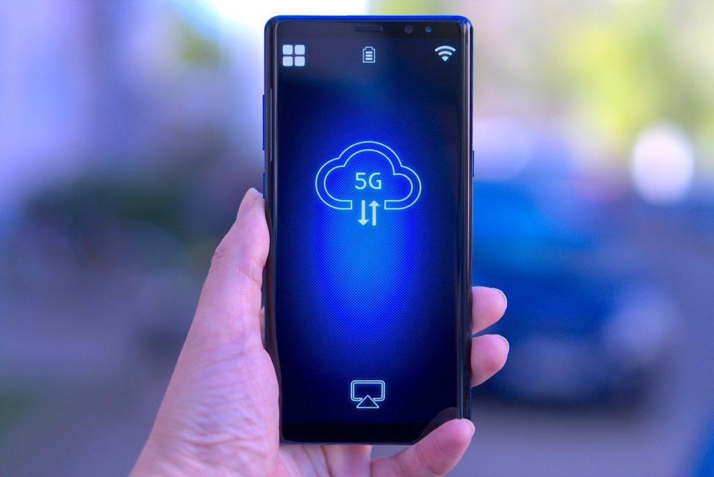 5g Cellular Phone