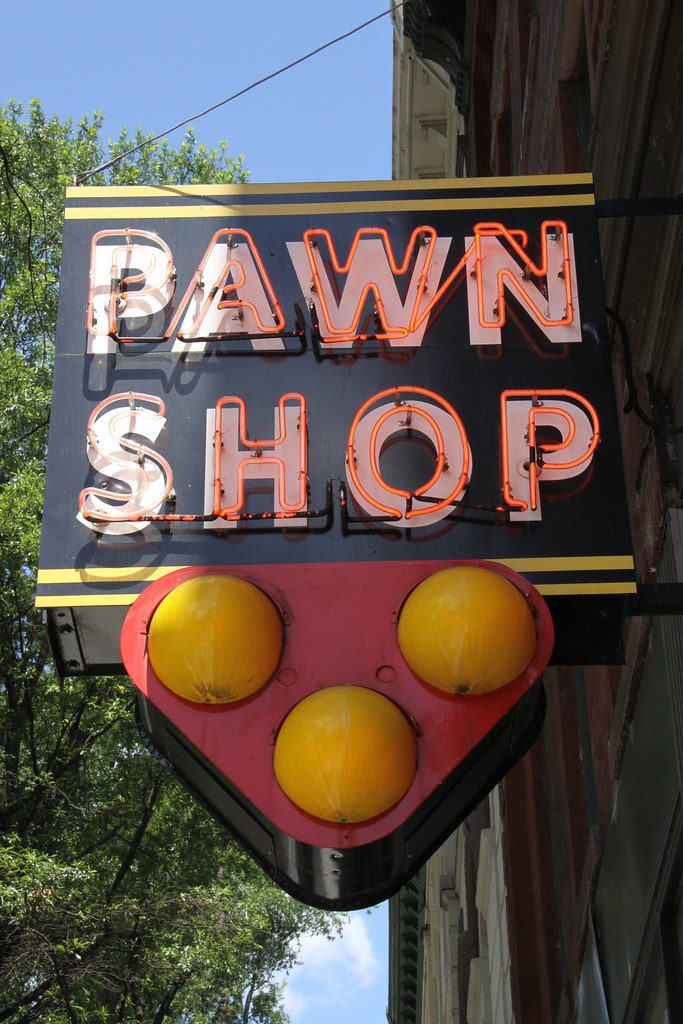 A Pawn Shop is a Viable Option for an iPad trade in