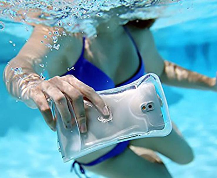 Aquavault Floating Smartphone Case