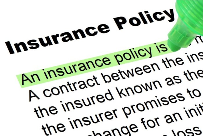 Insurance is Different Than a Warranty