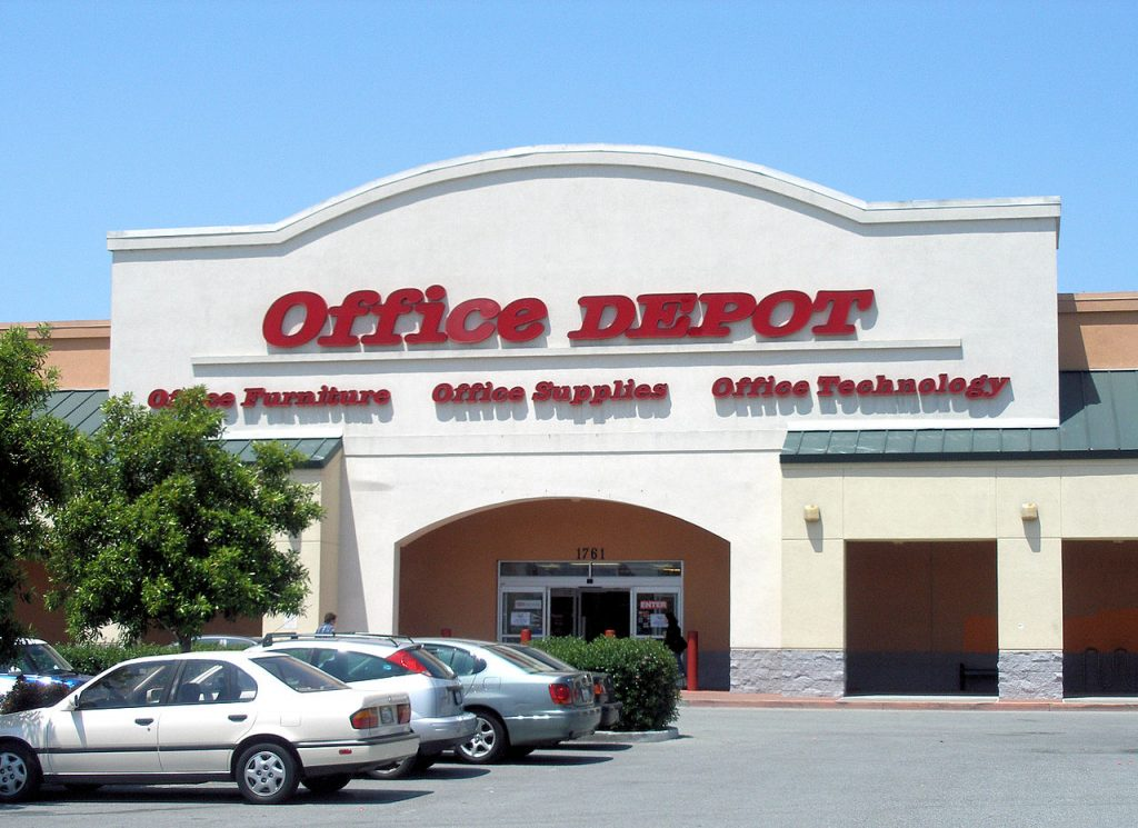 Office Depot Recycling Program
