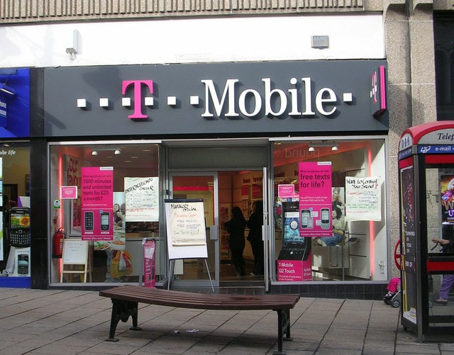 T-Mobile Uses the GSM Network