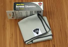 Microfiber Cloth for iPad Screen Cleaning