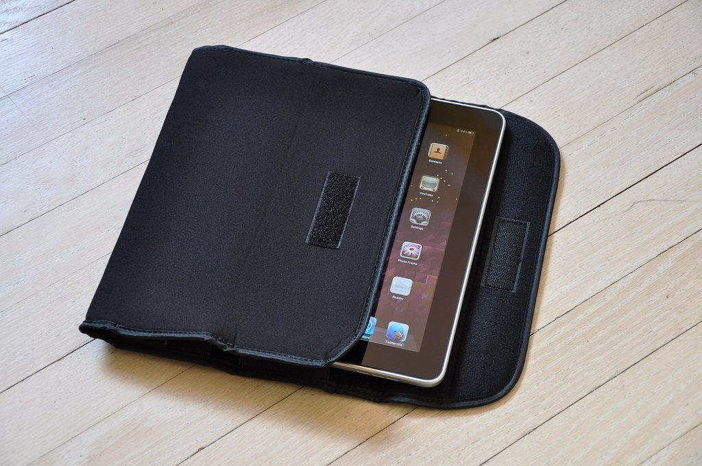 Protect Your iPad with a Case