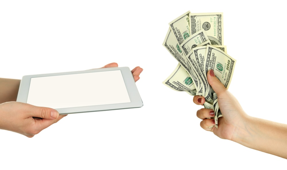 Sell Your Tablet to a Pawn Shop