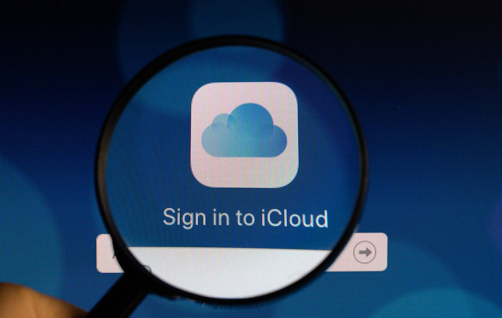 Error Connecting To iCloud - iCloud Login