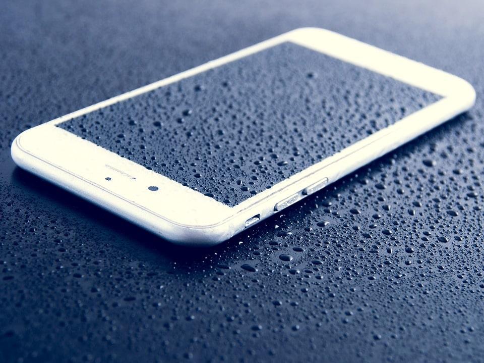 iPhone Water Damage Indicator