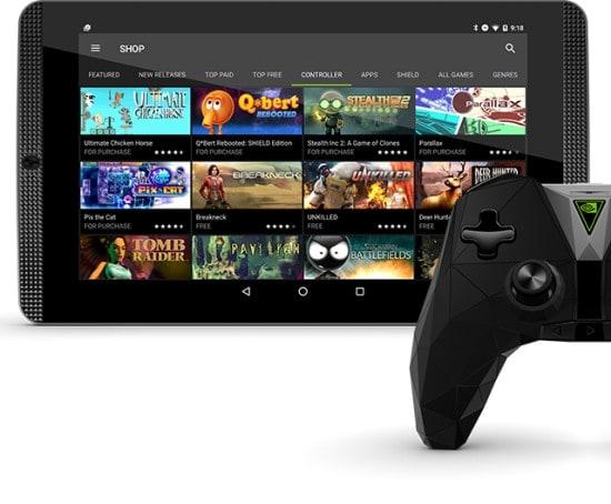 Nvidia Shield Gaming Tablet